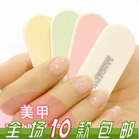 Multifunctional y240 finger file fanghaped mini finger file carry fanghaped