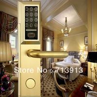 Digital LED  touch screen password door lock    ET958pw