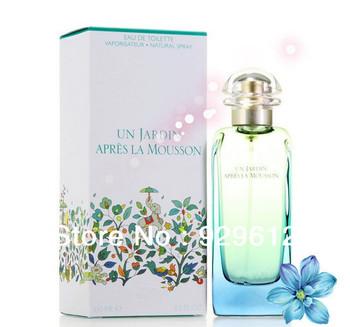 New Free shipping High sales Apres LA Mousson For men and women deodorant liquid 100ml Fresh Rainy season