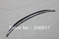 performace P type rear spoiler wing trunk lip real carbon fiber