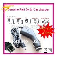 5V 2A 2000mA mini USB Car Charger for GPS SAT Navigator