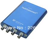 VT DSO-2810 100MHz 8~16Bit PC USB Oscilloscope Spectrum Analyzer AWG Signal Generator MSO