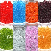 4mm Fashion  DIY Loose beads s glass beads Czech Seed bead garment accessories and jewelry findings 400g/bag