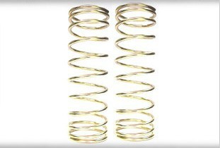 One pair of Linear compression Rear Shock Springs for the Losi 5ive-T(China (Mainland))