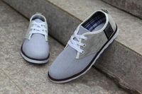 han edition British fashion canvas shoes new low-top shoes men's shoes casual shoes
