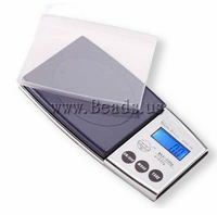 Free shipping!!!Digital Pocket Scale,for Jewelry, ABS plastic, Rectangle, 152.70x80.50x18.40mm, Sold By PC