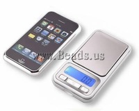 Free shipping!!!Digital Pocket Scale,Cheap Jewelry, 115.50x61.50x16mm, Sold By PC