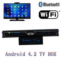 2M HD Camera+ MIC Android TV camera Google Box V3 Android 4.2 Rockchips RK3066 Dual-core A9 DDRIII 1GB +1080P+ 3D GPU+Bluetooth
