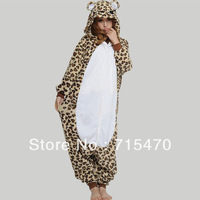 Leopard Bear Adult Cartoon Animals Sleeper/Cosplay/Leopard Bear/Couples Dress That Occupy The Home/Performance Clothing/pajamas