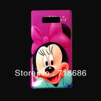 Best selling minnie case cover for LG P705 Optimus L7 free shipping