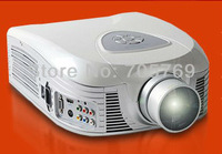 1024*768  1080P Home Theatre Projector Mini LED Projector HD TV HDMI VGA WII PS3