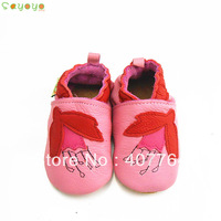 Guaranteed 100% soft soled Genuine Leather baby shoes BP108