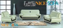 popular designer leather sofa