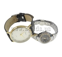 Free shipping!!!Fashion Watch Bracelet,Korean, Zinc Alloy, mixed, mixed colors, nickel, lead & cadmium free, 23-46mm