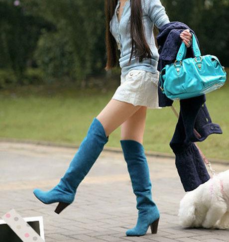 купить Женские ботинки 3 LY-kk дешево