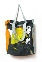 Tim burtons HARAJUKU one shoulder eco-friendly canvas bag shopping bag