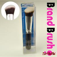 F84 Wholesale Brand Name Round Angled Kabuki Powder Cream Foudation Facial Beauty Cosmetic Make-up Brush Brushes Free Shipping