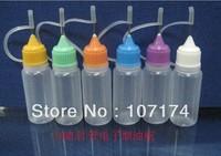 Free Shipping China Post 150pcs 10ml Needle Dropper Bottles