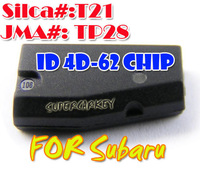 Free Shipping  ID 4D-62 (T21) Chip For Subaru 10pcs/lot