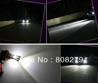 2pcs Bright 600 Lumen CREE 30W 1157/BAY15D Power 6x LED Tail Brake Light Bulb Lamp White 12v 24v