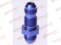 AN8 8AN AN-8 AN -8 Straight AN Bulkhead Adpater fitting adaptor AD19004 blue