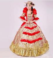 Royal women's royal princess royal clothes costume