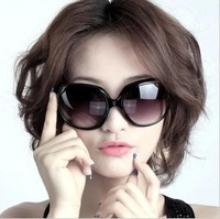 Free shipping 2013 bestselling star big box joker woman big sunglasses sunglasses fashion design