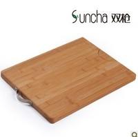 Double natural eco-friendly antibiotic bamboo cutting board bamboo chopping board cutting board bamboo panel blades zb4025