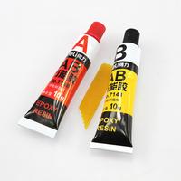 Lackadaisical 7148 ab adhesive seccotine universal glue plastic metal glass ceramic