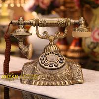 Paramount bresh fashion decoration antique telephone 1932s phone gift