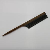 Wooden comb horn wooden comb barber comb hair maker yh1-10