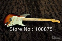 Free Shipping-sunset electric guitar 2013hot sell100% Excellent Quality