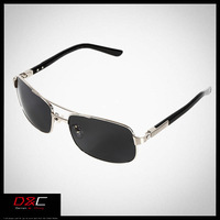 Italy Brand Original Fashion Sunglasses vintage anti-uv Sunglasses Retro Sunglasses drive Metal Classic Sunglasses 3
