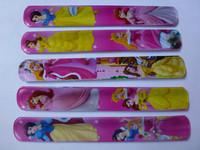 100  2014 New fashion princess  Magic Ruler Slap Band Bracelets