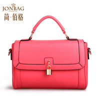 Free Shipping Fashion women's handbag 2013 fashion bags candy color new arrival women's handbag 17118