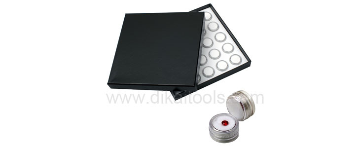 A jewelry display tray with 50pcs small display box(China (Mainland))