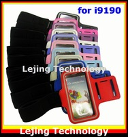 S4 mini armband running sport armband for Samsung Galaxy S4 mini i9190 phone case bag pouch