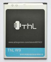 Singapore Post THL BATTERY 1pcs for THL W9 / W9 Beyond / W7 / W7S  100% Original Free shipping