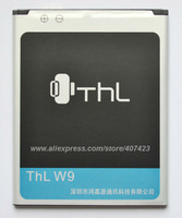 Singapore Post THL BATTERY 1pcs for THL W9 / W9 Beyond / W7 / W7S  100% Original Free shipping