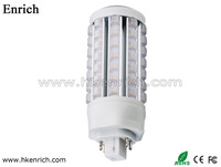 13W SMD2835 cool white LED PL Lamp with free shipping