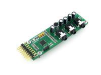 [ Audio Module ] Free Shipping !!! UDA1380 Board UDA 1380 Module Stereo Audio Codecs Decoder Based on I2S Interface