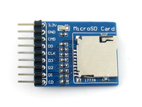 [ Memory Storage Module ] Free Shipping !!! Micro SD Storage Board Used to Connect Micro SD Cards for Mass Storage