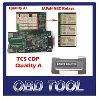 New Auto TCS CDP+ PRO 2013 Release 2 version with LED OBD2 Quqlity TCS CDP+ PRO Plus+free activation CARs+TRUCKs freeship