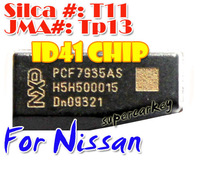 Free Shipping ID 41 Philips Crypto Chip For Nissan 10pcs/lot