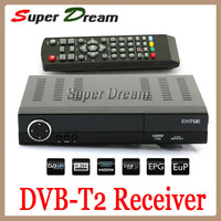 Multiple PLP DVB-T2 Tuner terrestrial digital TV receiver Full HD MPEG4,Compatible with H.264,MPEG-4,MPEG-2 RUSSIA OSD,European