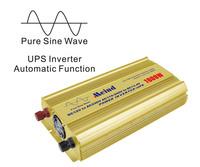 Meind Auto Switch Pure sine wave Power inverter 1000W DC 12V AC 220V + UPS function