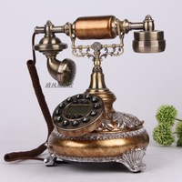 Fashion antique telephone fashion rustic furnishings caller id