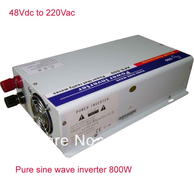 sine wave inverter 800W 48V 220V(China (Mainland))