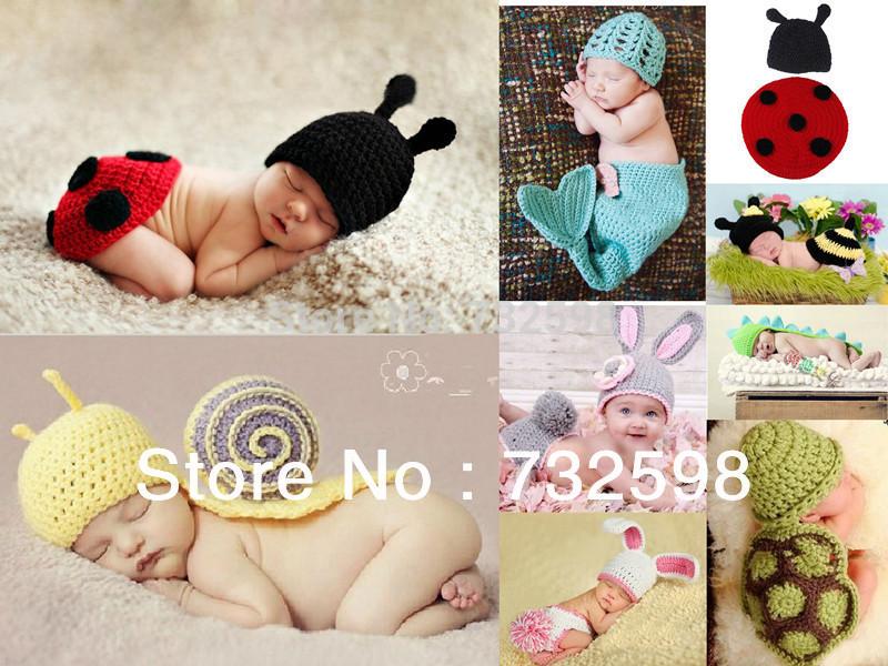 Вязание шапочек своими руками для новорожденных