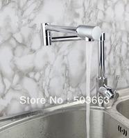 Wholesale Single Handle Kitchen Basin Sink Swivel Faucet Vanity Faucet Mixer Tap Crane Chrome S-187 Mixer Tap Faucet